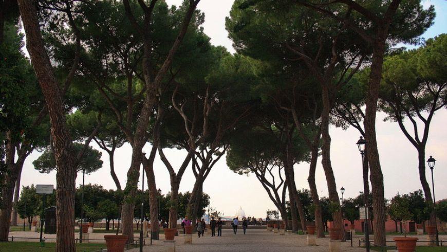 Автопрогулка по 7 холмам Рима