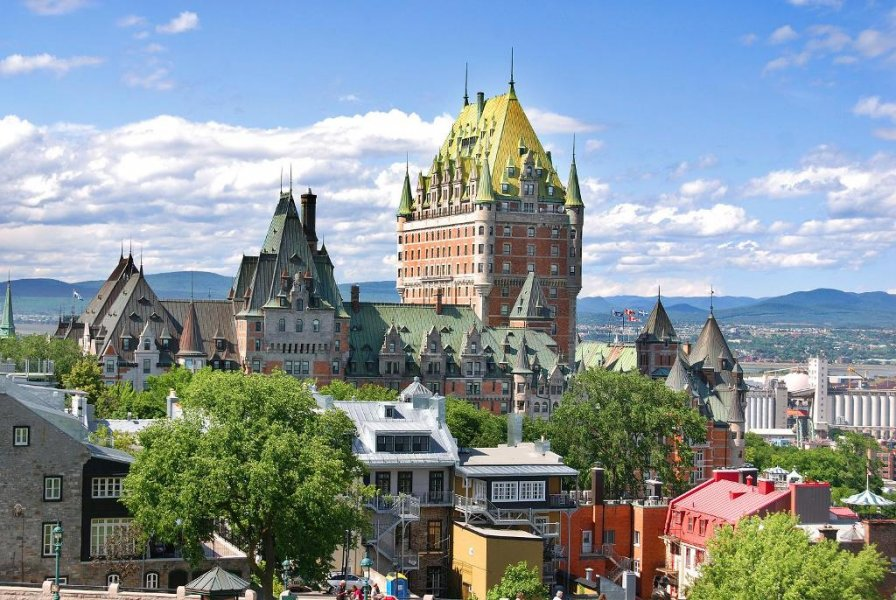 Квебек — классика