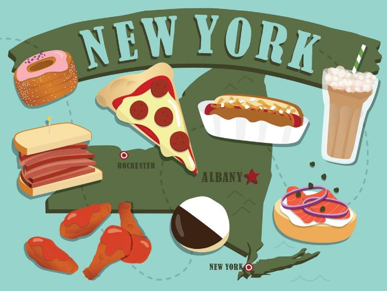 Вкусный Нью-Йорк. Гастрономический тур «Попробуй Большое яблоко на вкус»