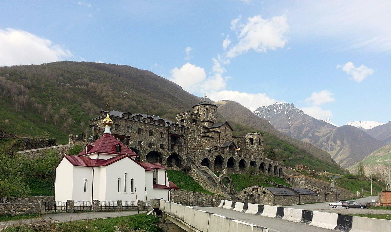 Праздничный Кавказ