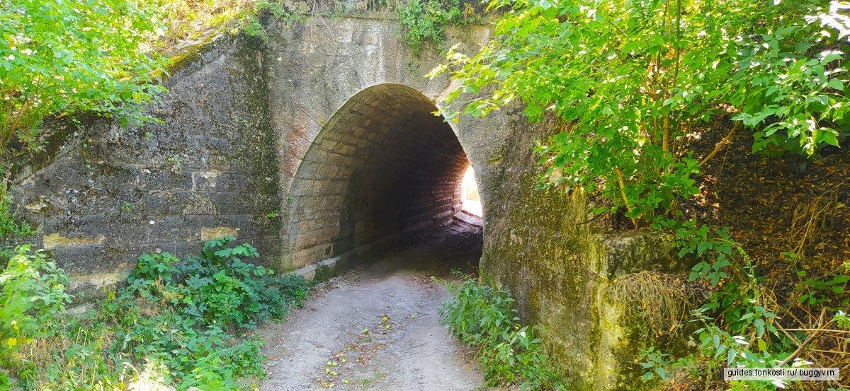 Пещерный монастырь Шатрище на квадроцикле.