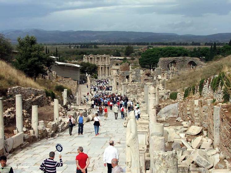 Раскопки Древней Трои