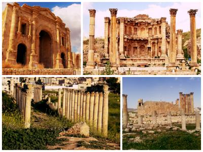 Джераш — римский город