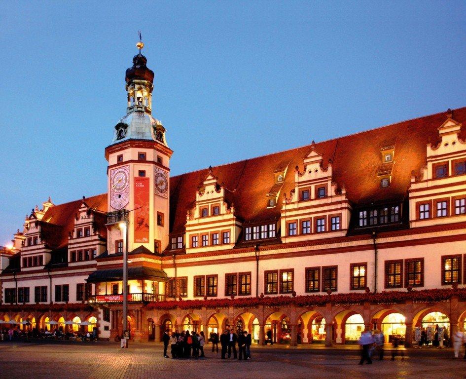 Обзорная пешеходная экскурсия в Лейпциге