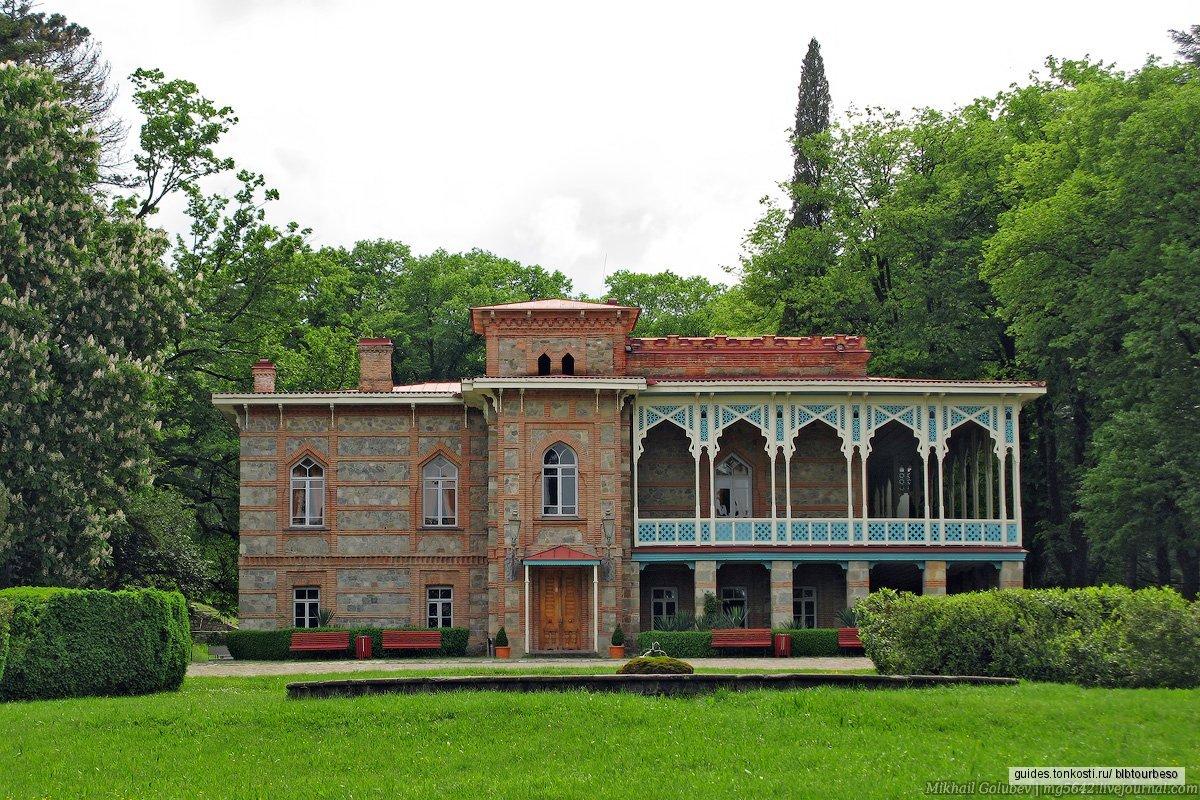 Однодневная экскурсия в Кахетию (Тбилиси — Бодбе — Сигнахи — Цинандали — Напареули — Тбилиси)