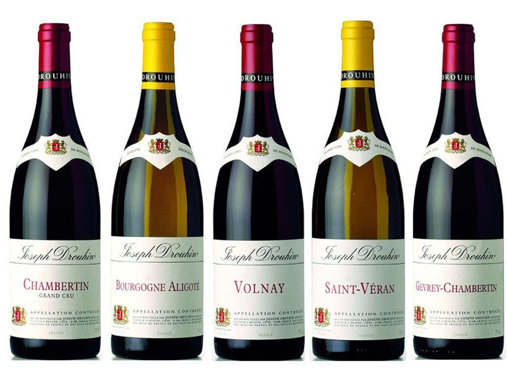 Дегустация вин в Бургундии