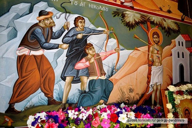 Паломническая экскурсия в Метеоры и к святому Николаю Новому
