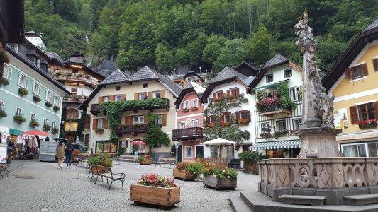 Зальцкаммергут «Альпийский озерно — горный край»