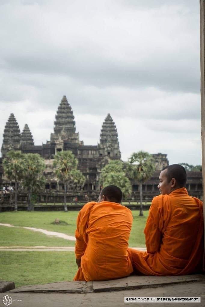 История и дух Ангкора