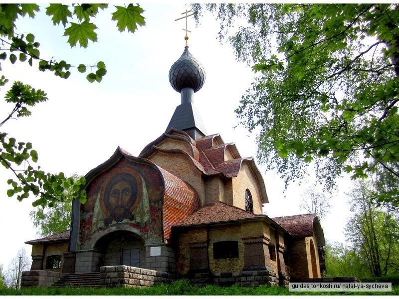 Путешествие в самую творческую усадьбу Талашкино-Флёново