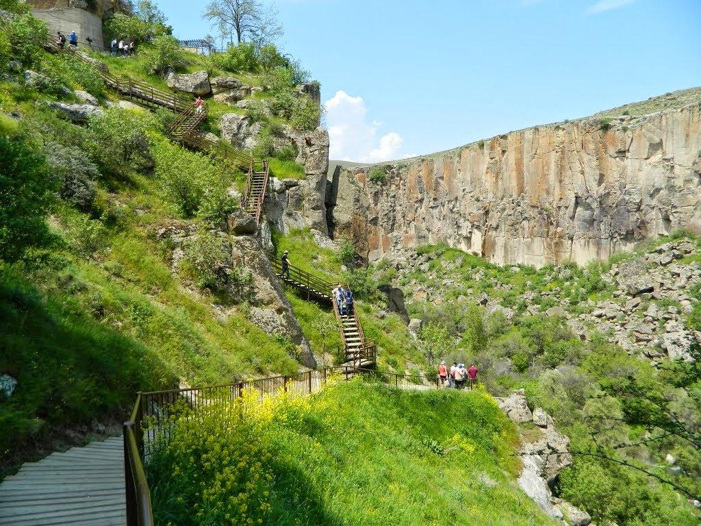 Южная Каппадокия (Зелёный тур)