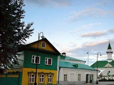 Национальный колорит Татарской слободы
