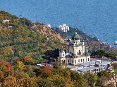 Обзорная по Южному берегу Крыма