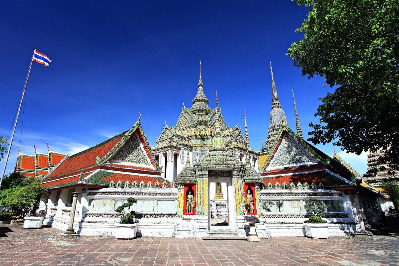 Тур по Бангкоку (главные достопримечательности)