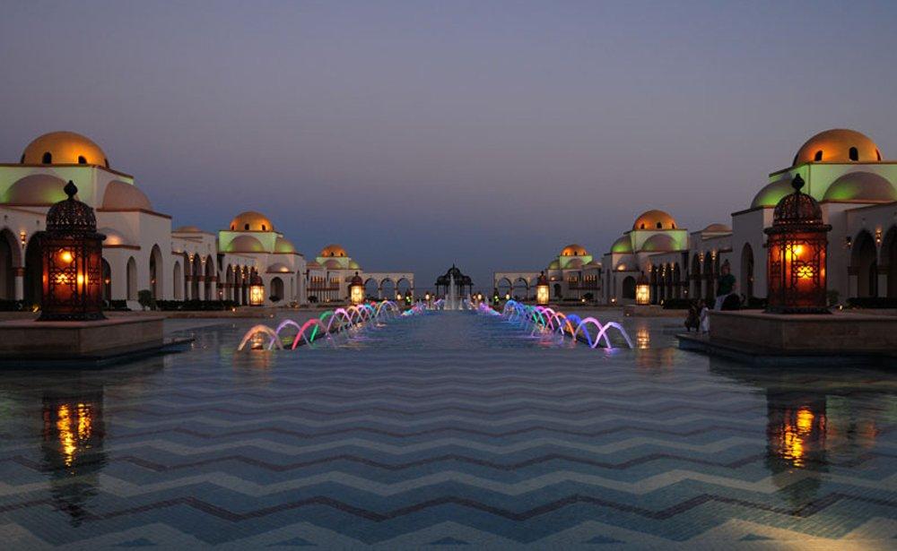 «1001 ночь» из Хургады