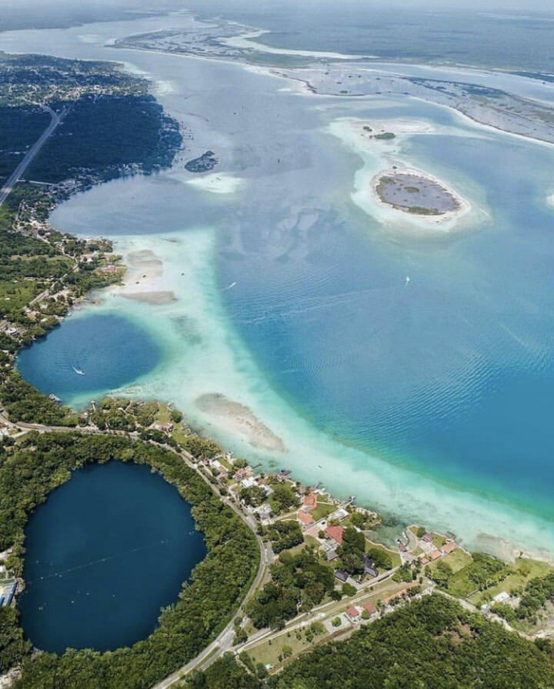 Озеро Бакалар