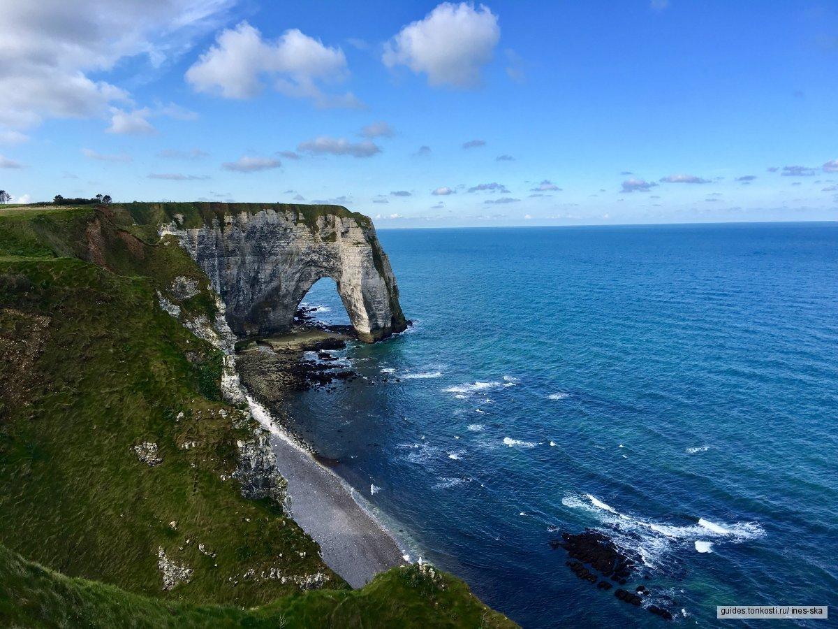 Побережье Атлантики:от ЛаМанша доБискайского Залива