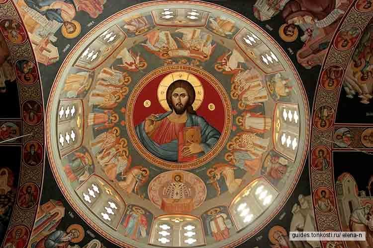 К башмачкам святого Спиридона