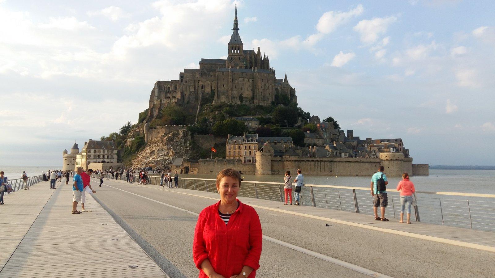 Многодневный тур по Нормандии и Бретани