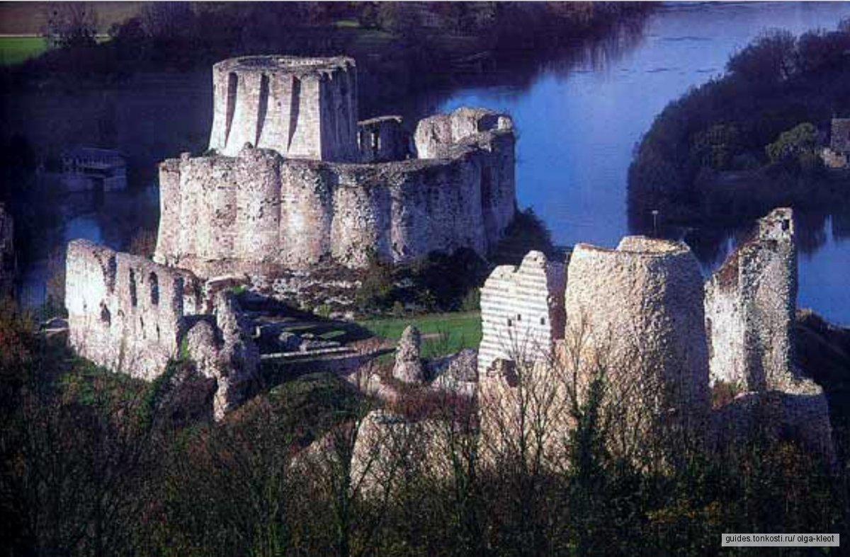 Замки Нормандии. Страна викингов и рыцарей