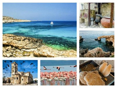 От Ларнаки до Фамагусты. Восток Кипра. Обзорный тур. Выезд из Пафоса