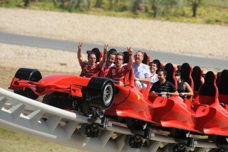 Парк Ferrari World — Билеты со скидкой + бонус