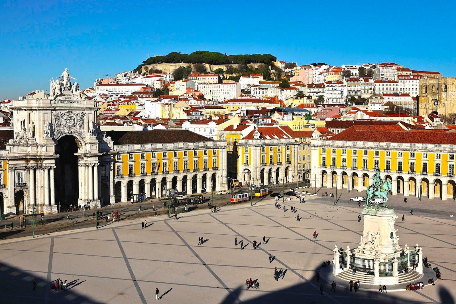 Лиссабон за 2 часа