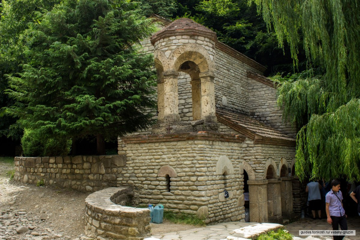 Исторические окрестности Тбилиси: Мцхета — Джвари — Ананури
