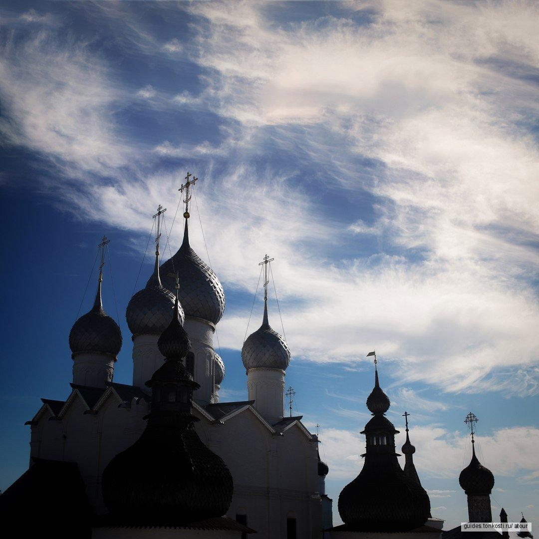 Из Ярославля в Ростов одним днём