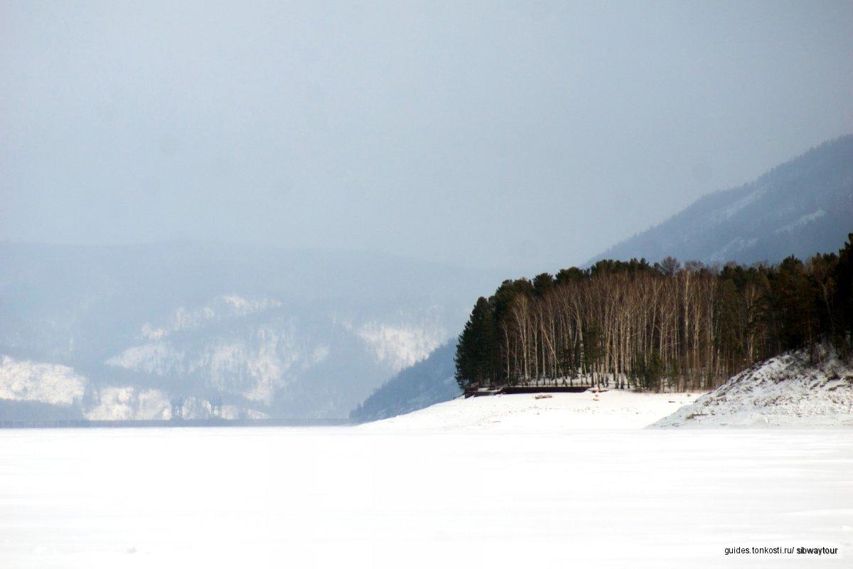 Тур на снегоходах «Сибирские виражи»