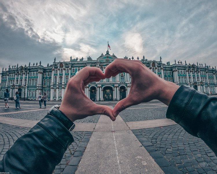 Романтические истории Петербурга