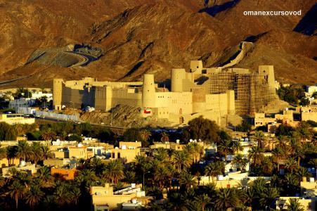 Знаменитые крепости Омана