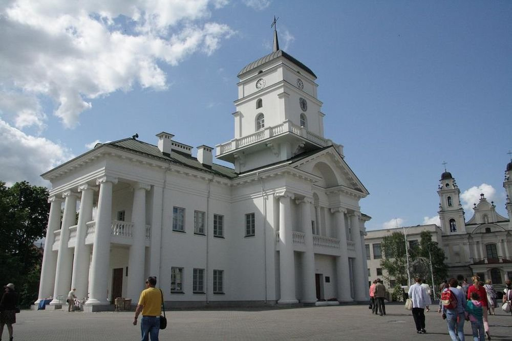 2019. С 7 мая каждый вторник: Обзорная экскурсия по Минску