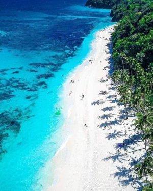 Морская прогулка у острова Боракай