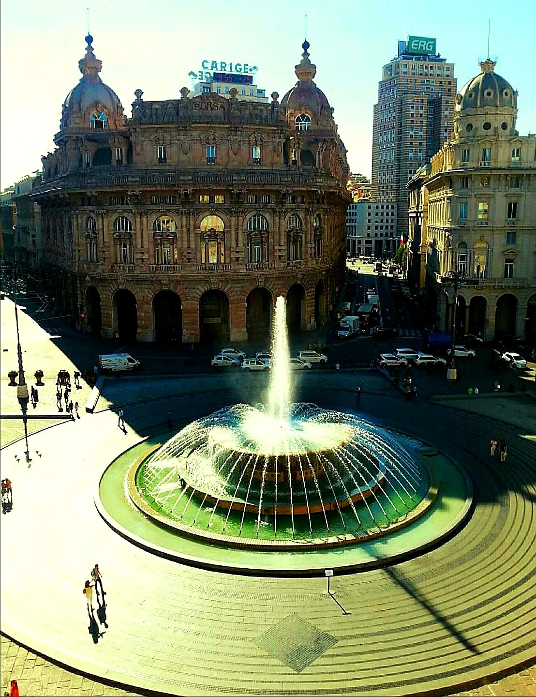 Генуя — исторический центр города