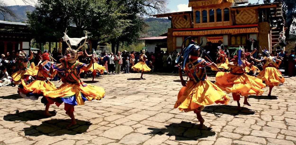 Фестиваль «Тангби Лакханг» в Бумтанге — эксклюзив