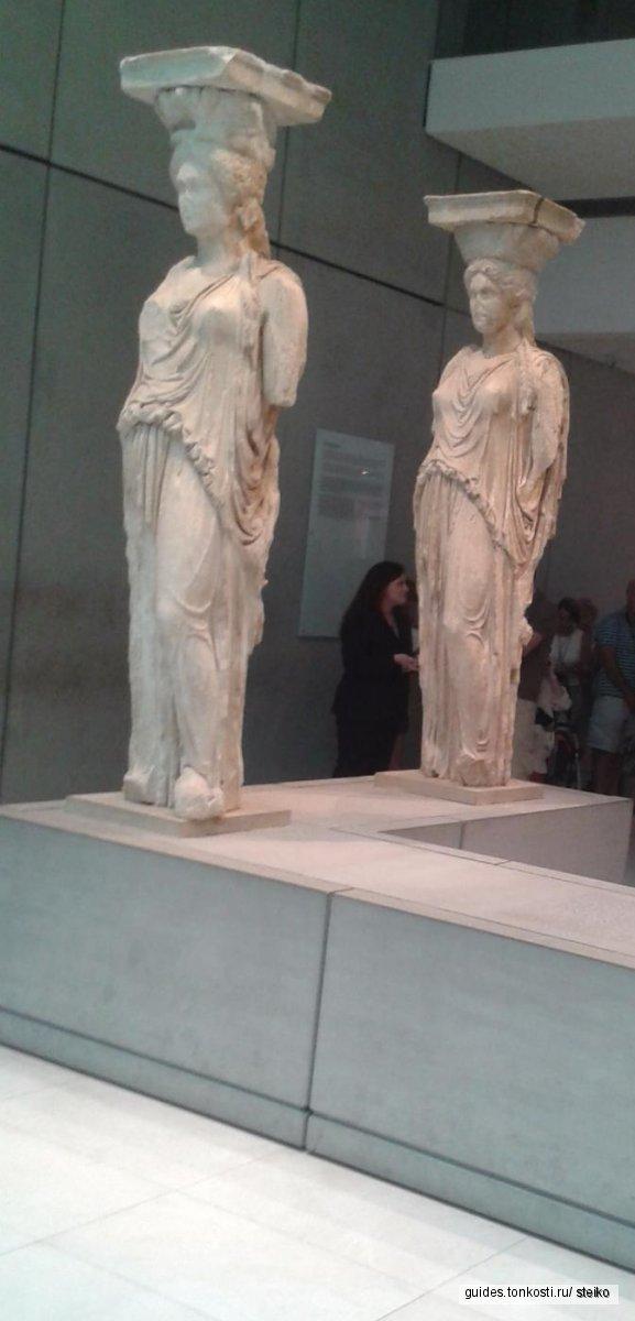 Афины — Старый город