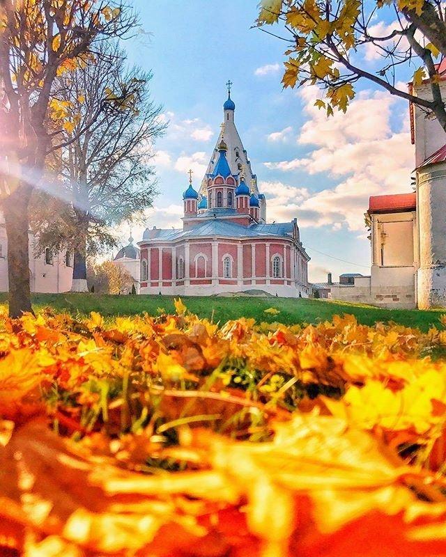 Духовная столица Подмосковья