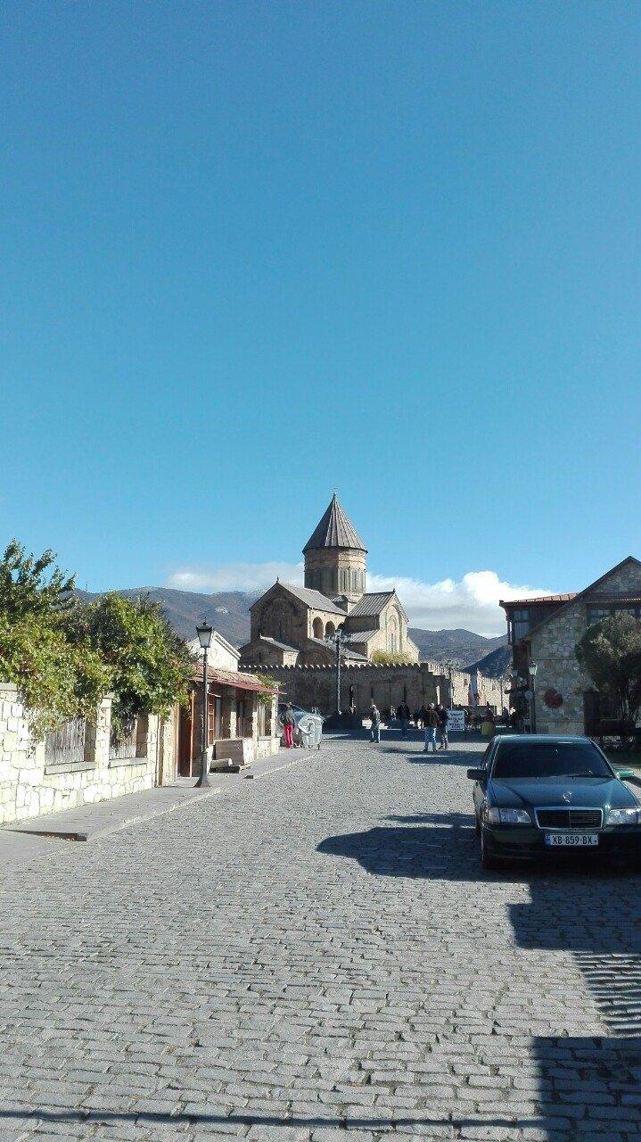 Из Тбилиси в Мцхету