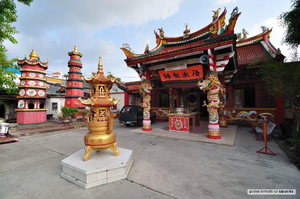 Храмы Пхукета