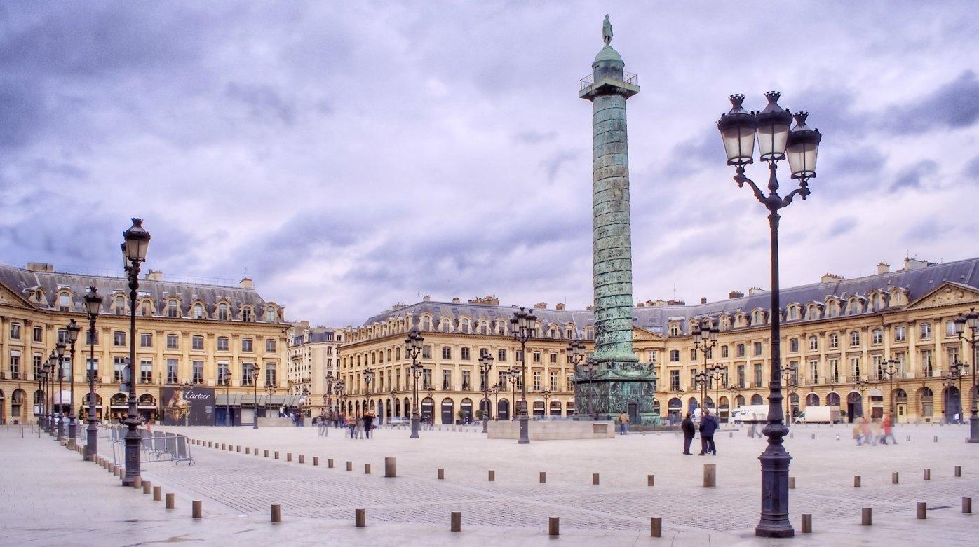 Пешеходная обзорная экскурсия по Парижу