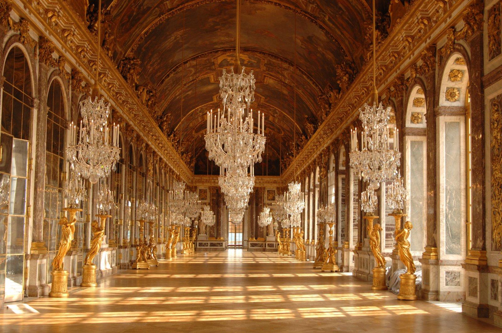 Версаль — символ абсолютной власти короля