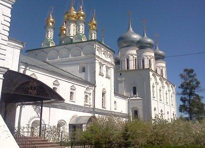 Макарьевский монастырь на Волге