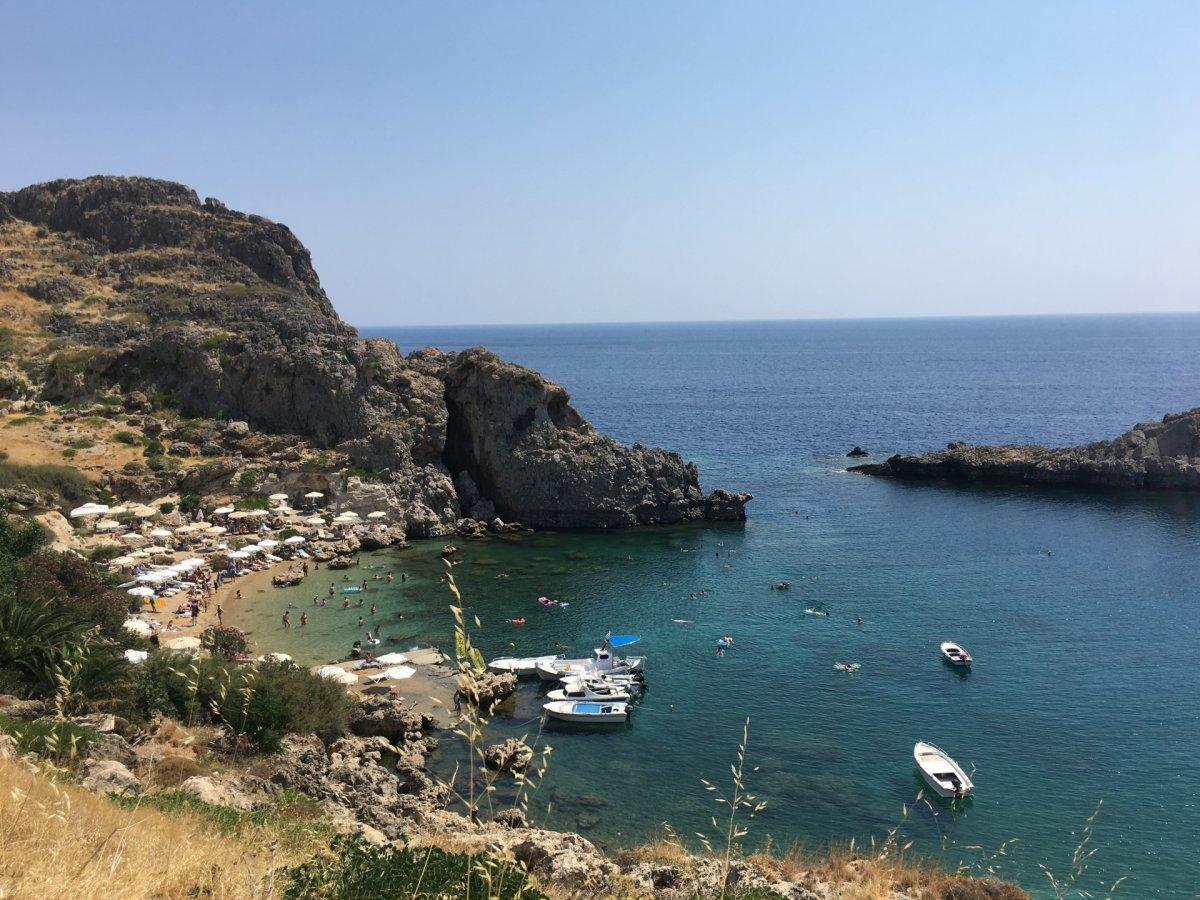 Индивидуальные туры по острову Родос
