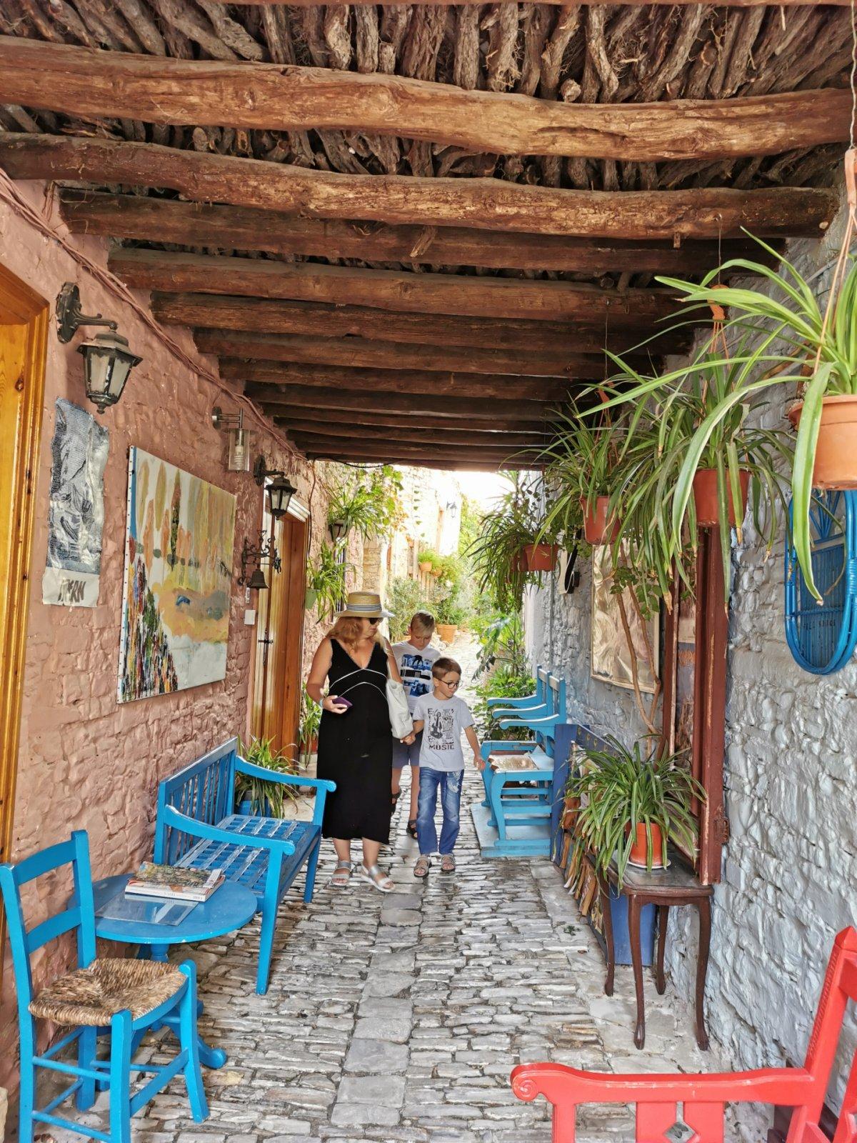 Турне по кипрским Деревням