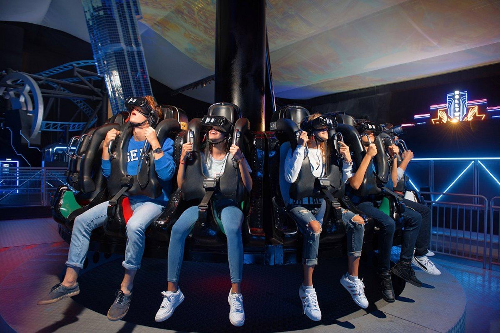 Билеты в VR Park Дубай