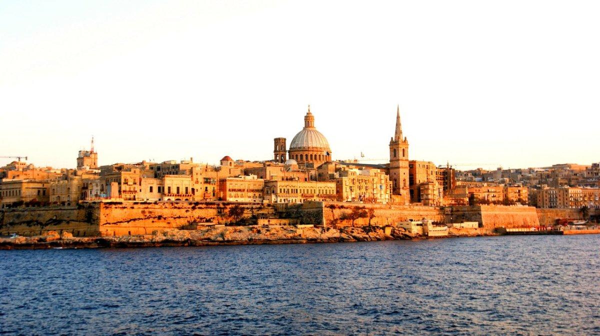 Экскурсия по Мальте