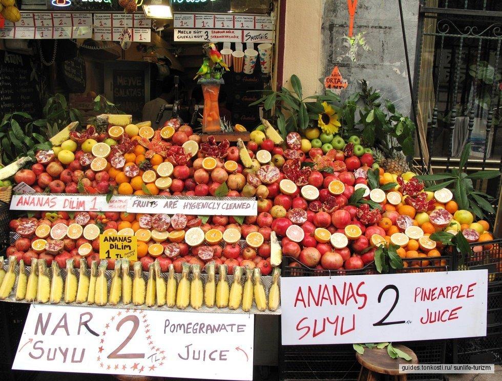 Стамбул — улица Истикляль + Пера