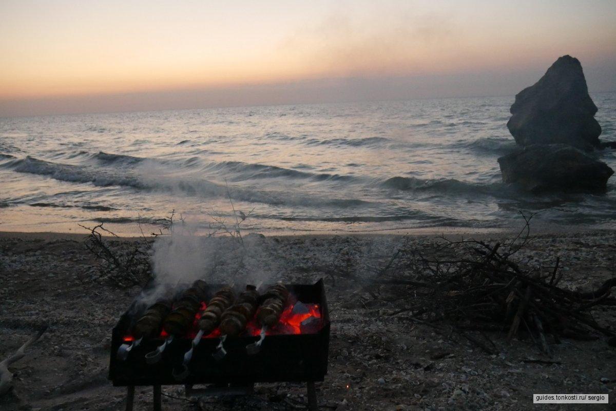 Тур «Мелодия двух морей: Чёрного и Азовского»