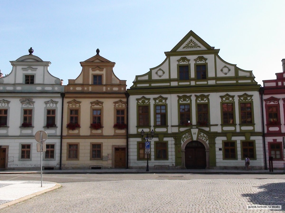 Замок Кунетицка-Гора, пряники и город вдовствующих королев